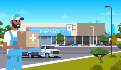 livraison exigeante pour le domaine de la santé