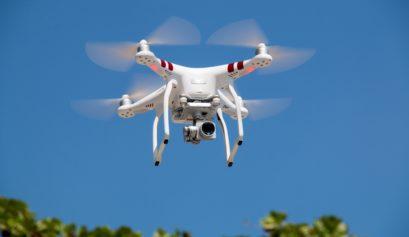 L'avenir de la logistique se trouve-t-il avec l'acquisition de drones ?